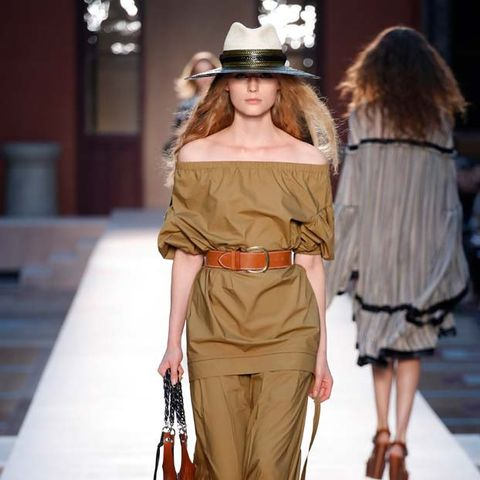 This Dramatic Sonia Rykiel Runway Tribute Will Touch Your Heart