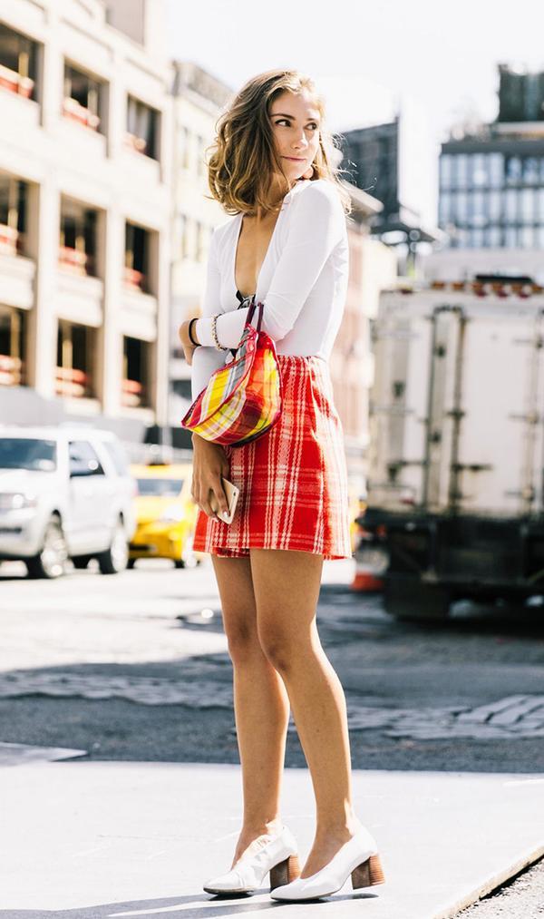 jenny walton white zara shoes street style