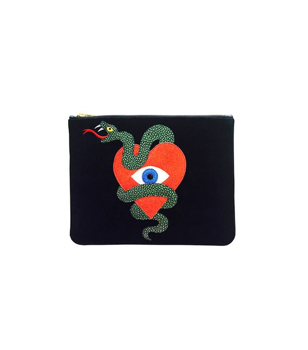 Poppy Lissiman Serpent Heart Clutch
