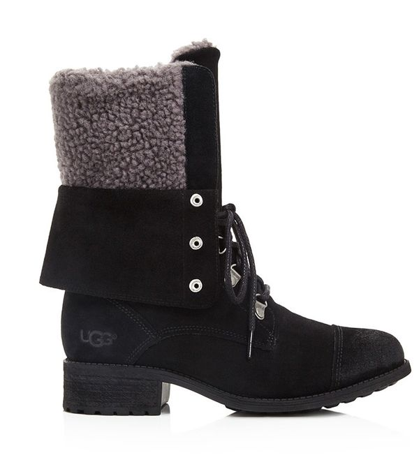 UGG Gradin Lace Up Boots