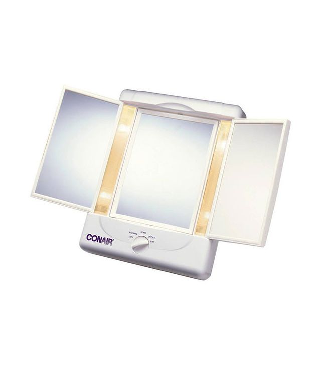 Conair Compact Led Lighted Mirror