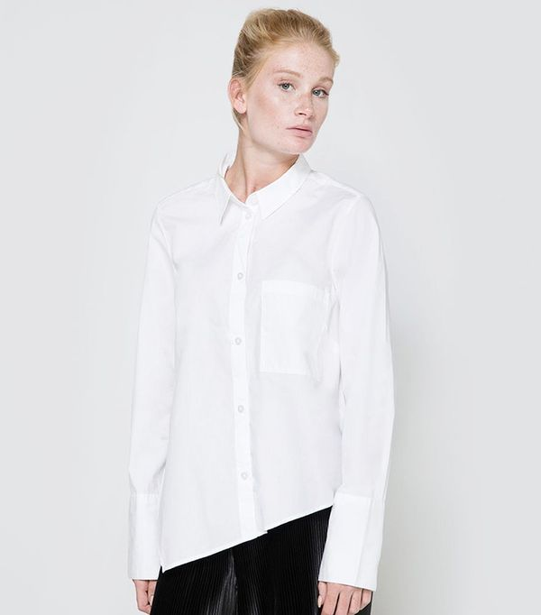 Cheap Monday Force Poplin Shirt