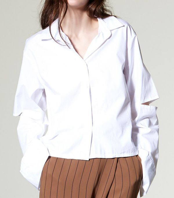 Storets Sua Elbow Cut Out Shirt