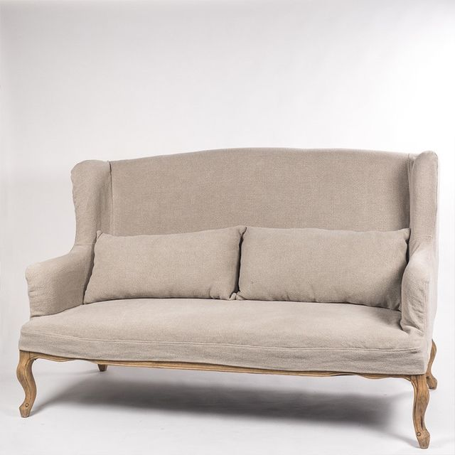 Interiors Online Versailles Sofa Oatmeal