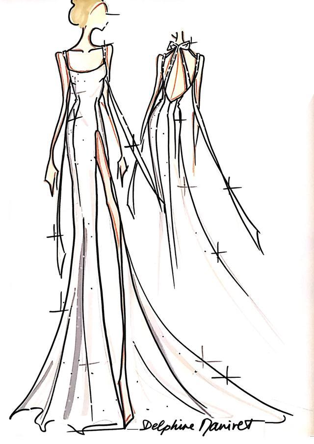 The Sketch: Delphine Manivet