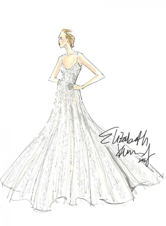 The Sketch: Elizabeth Kennedy