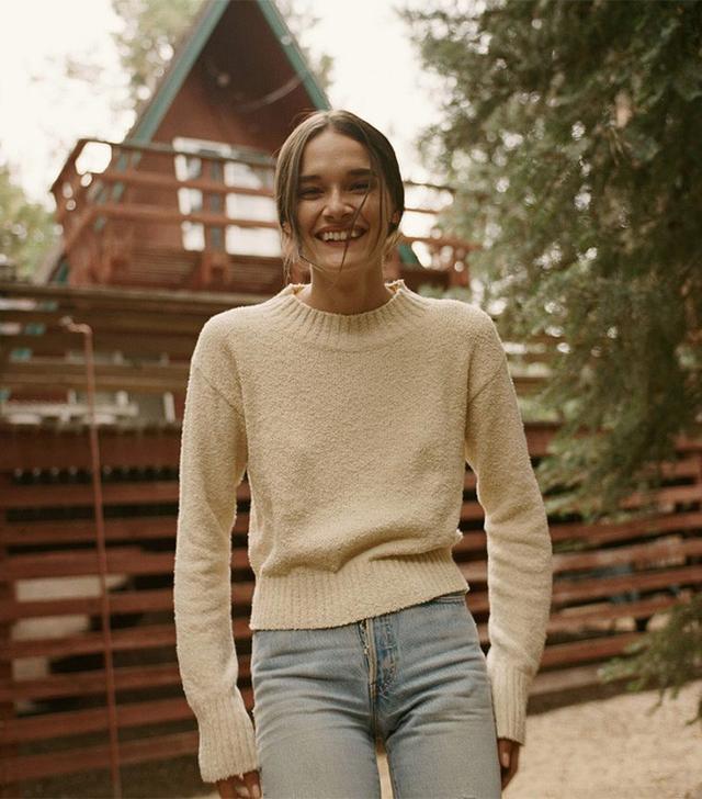 Dôen Uma Sweater