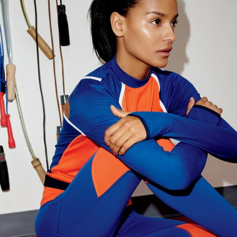 J.Crew's First Activewear Collection Has the Coolest Leggings Ever