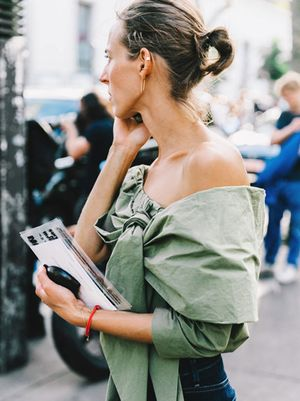 This Is the Easiest Way to Update Your Outfit for Spring