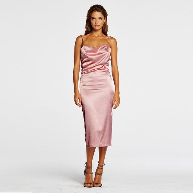 Maurie & Eve Apache Pink Dress