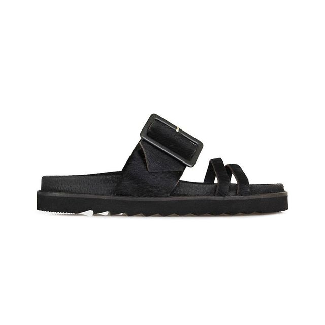 Beau Coops Maxim Black Sandals