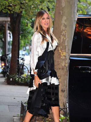 Sarah Jessica Parker Says No to Basic Shoes—and We Love Her for It