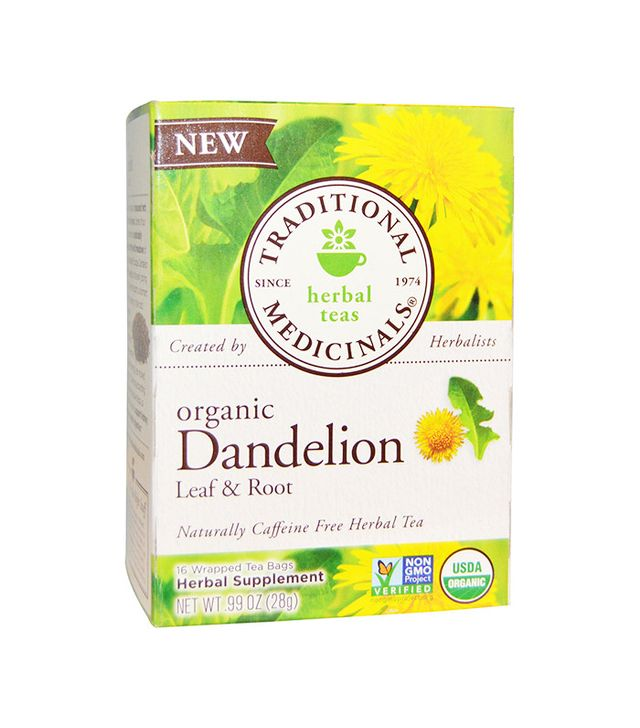 Traditional Medicinals Dandelion Leaf & Root Tea