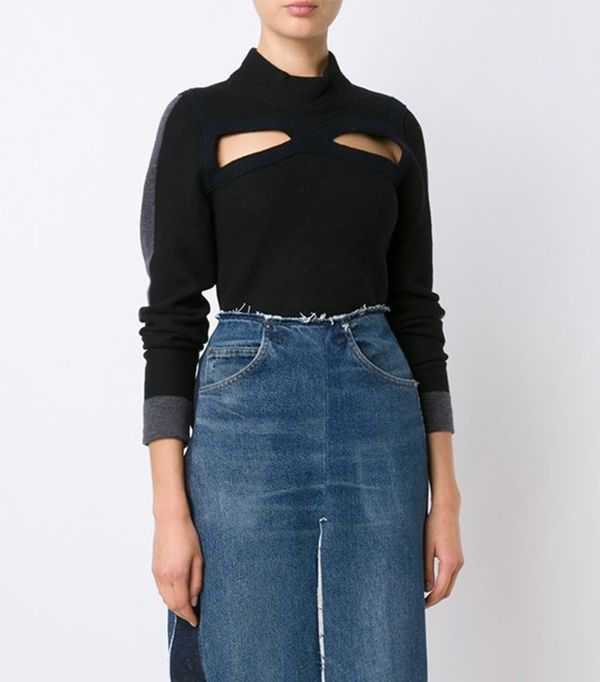 Tome Cut-Out Jumper