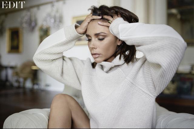 Victoria Beckham for the Edit