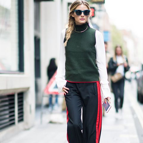 A polished black bag can turn any casual outfit chic in seconds flat.