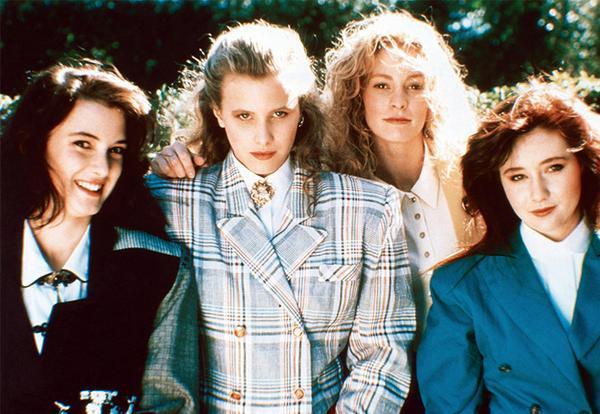 stylish '80s Halloween movies