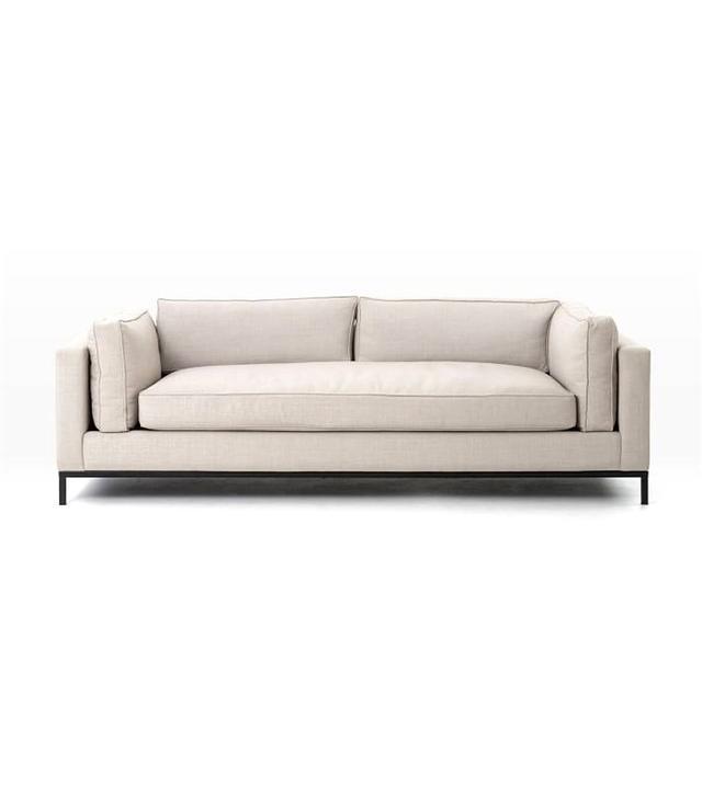 West Elm Modern Arm Sofa