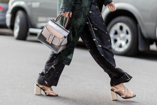 Larua Tonder in Gucci Shoes