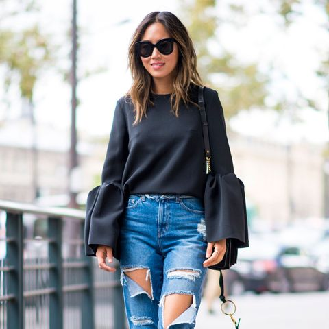 9 Off-Duty Looks That Are Anything But Basic