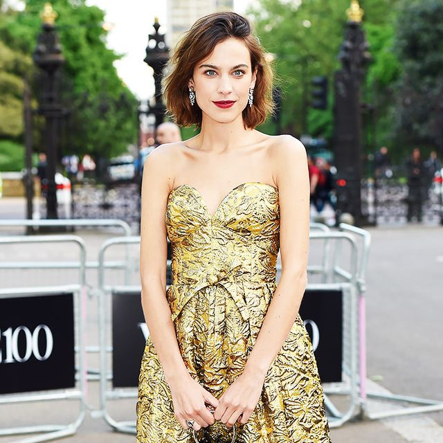 The Trends That Will Be Huge in 2017, According to Alexa Chung