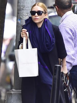 Treggings and Flip-Flops? Ashley Olsen Says Yes