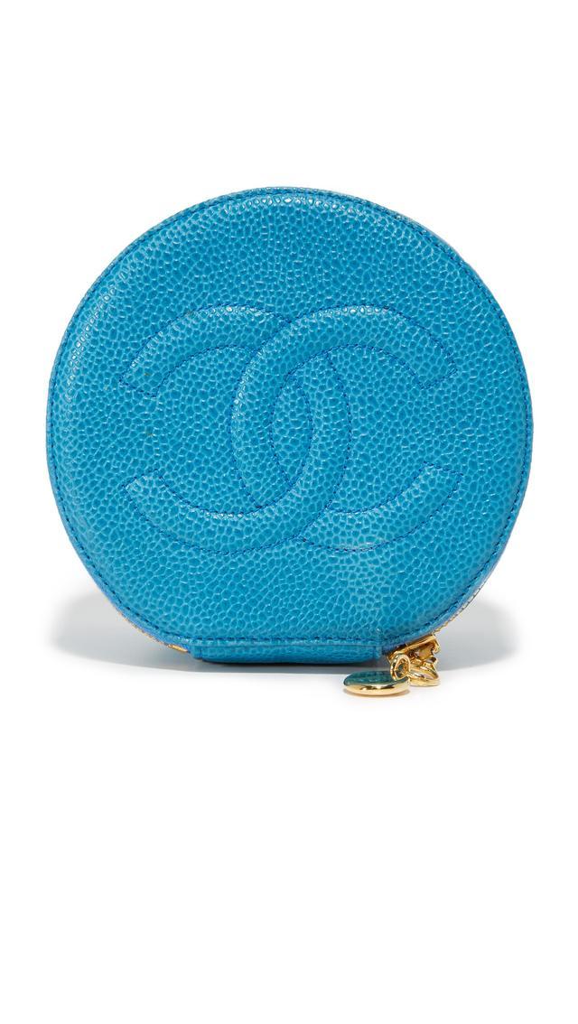 Chanel Vintage Cosmetic Case
