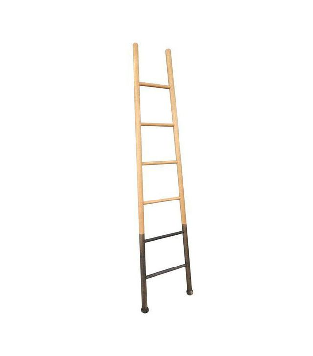 Chairish Vintage Handcrafted Display Ladder