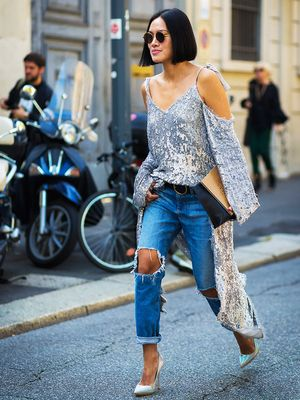 How to Wear Cuffed Jeans in 2016