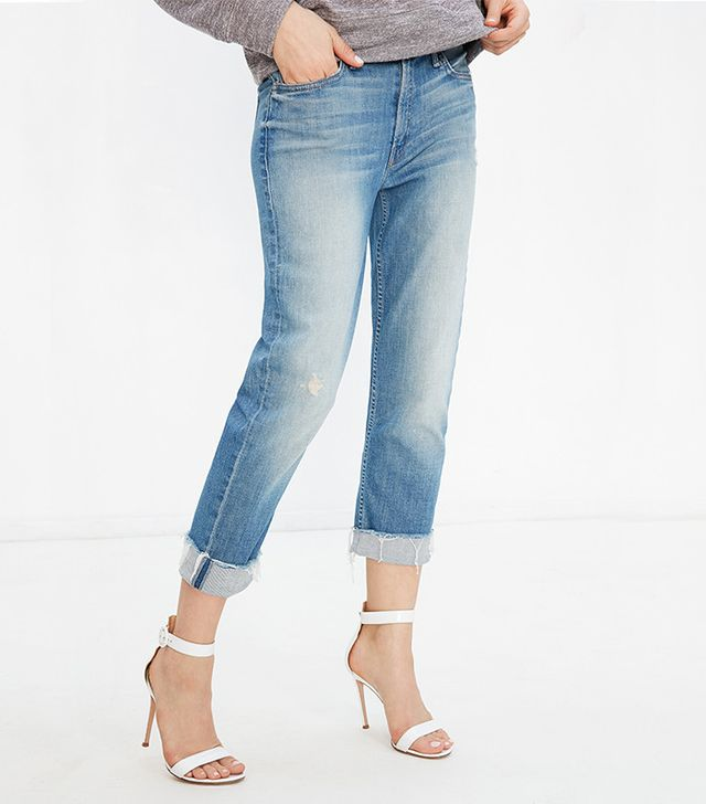 How to Wear Cuffed Jeans in 2016 | WhoWhatWear