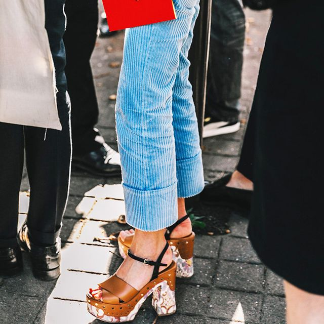 The 5 Shoe Trends Everyone Wore in Paris