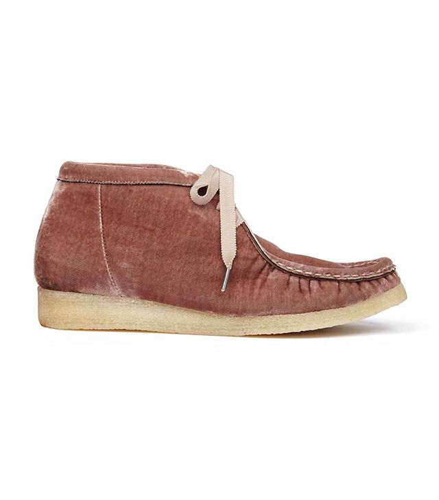 Ulla Johnson Velvet Demetra High Wallabees