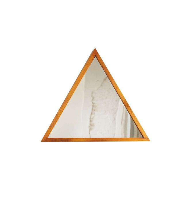 Urban Outfitters Pyramid Mirror