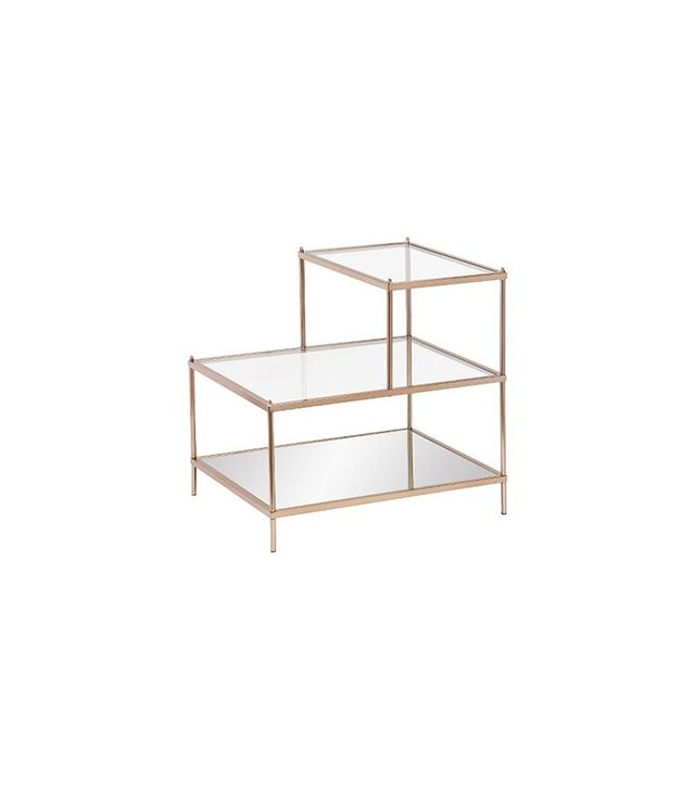 Target Paulina Accent Table Metallic Gold Finish
