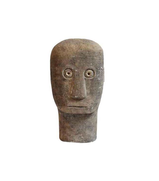 Chairish Stone Sumba Head