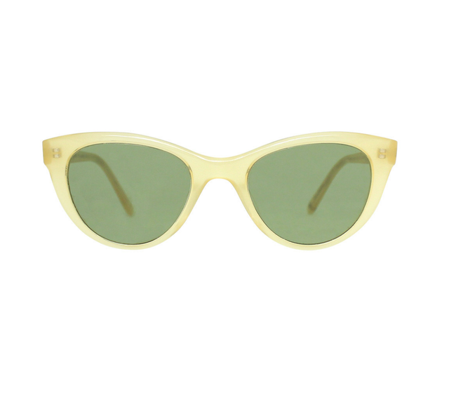 Garret Leight x Clare V Sable Sunglasses