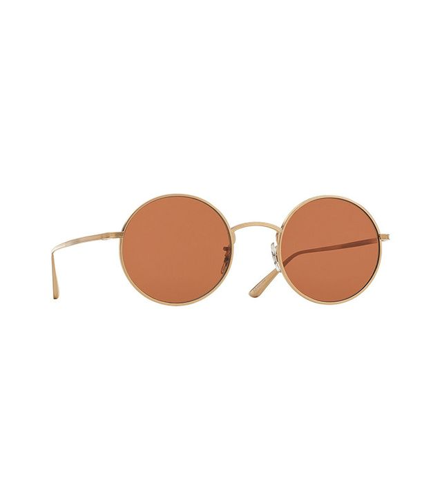 Oliver Peoples The Row After Midnight Round Sunglasses