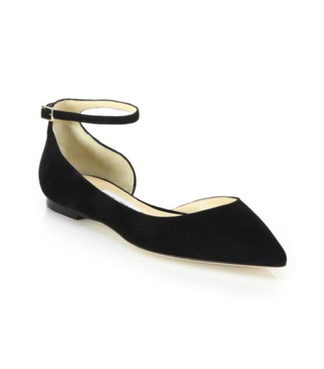 Jimmy Choo Lucy Sue Flats