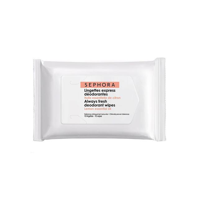Sephora Always Fresh Deodorant Wipes