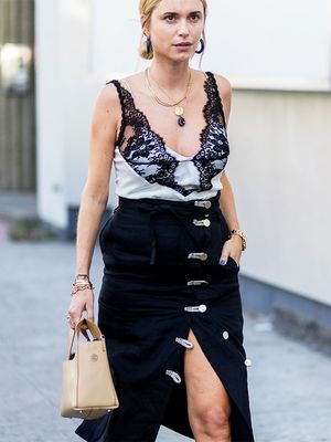 This Street Style Star's New Jewelry Collection Is Selling Out Fast