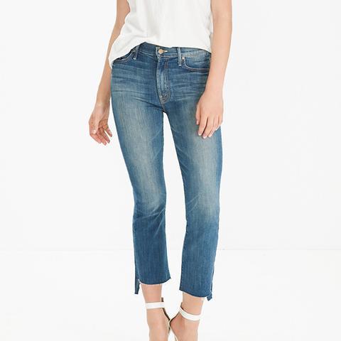 Insider Crop Step Jeans