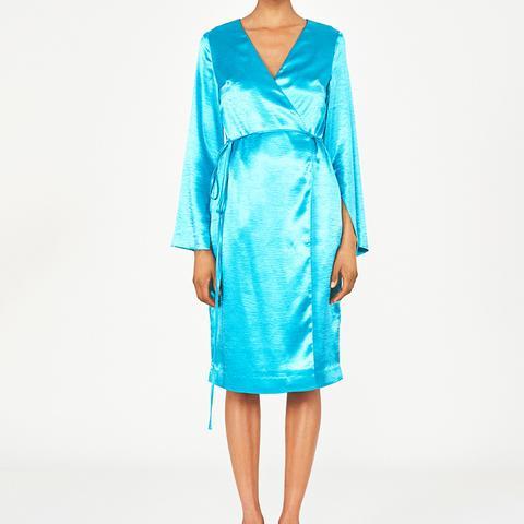 Giorgi Wrap Dress