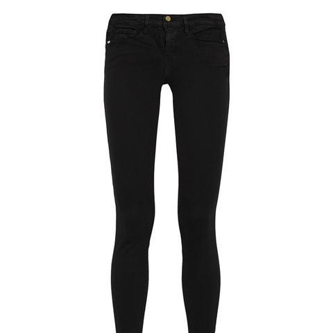 Le Skinny de Jeanne Mid-Rise Jeans