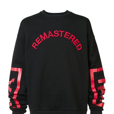 Remastered Crew Neck Sweatshirt