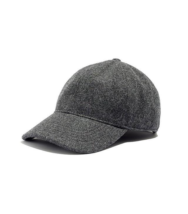 Madewell Wool-Blend Baseball Hat