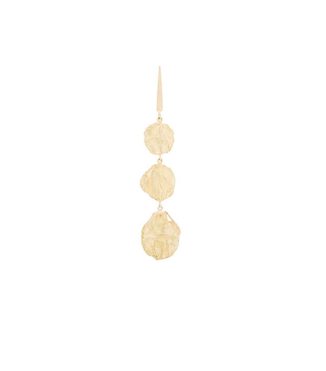 Afin Atelier Long Stingray Single Earring