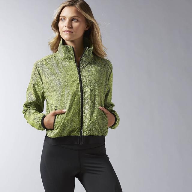 Reebok Studio Lux Reflective Jacket