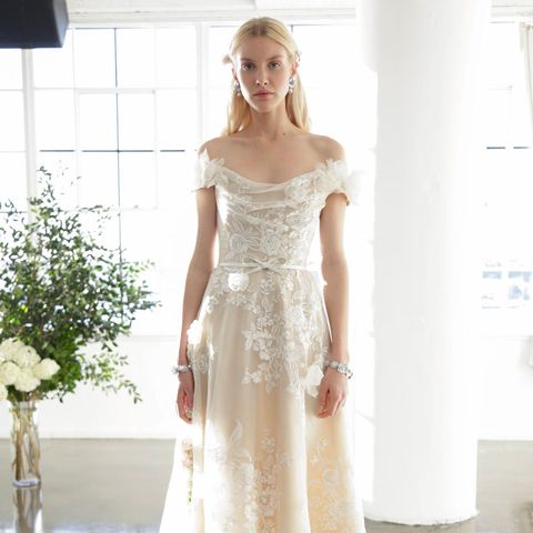 15 New York Bridal Week Dresses That Will Suit Australian Brides