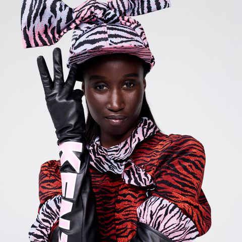The H&M x Kenzo Lookbook Has Finally Arrived