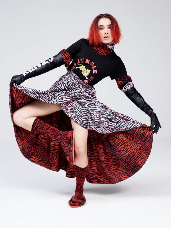 H&M x Kenzo Collaboration Lookbook
